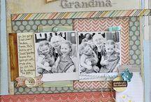 Scrapbook Pages - MME / by Lauren Mullarkey