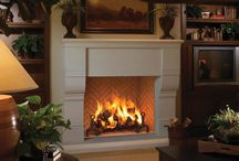 Traditional Fireplace Design Collection