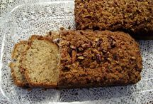Banana Breads, Cakes, Desserts, Pies, Muffins & Cupcakes!