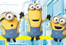 Official Minions / by Minions