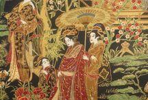 "Oriental Traditions 4 by Robert Kaufman / Robert Kaufman Fabrics - ""Oriental Traditions 4"""