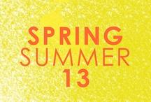 Spring-Summer 13