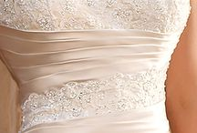 Yes to what dress? / Looking at different assortments and styles of wedding dresses / by Eryn Murray