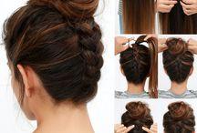 Peinados importantes