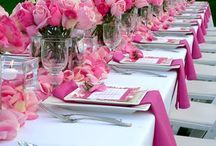 Tablescapes: Place Settings and Centerpieces