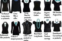 bijoux et tenues