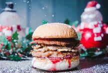 Christmas at QUEENS x MEATliquor