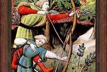 15 th century hunting