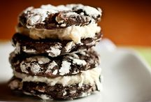 Cookies N' Cream / by Marisa Godinez
