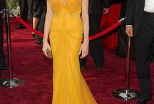 Oscar and Red carpet dresses