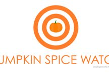 #PumpkinSpiceWatch / When the clock strikes September, everything turns to pumpkin. No, seriously! The food witches have put a spell on everything this year and I'm on a mission to rate it. Guess you could say I'm pumpkin possessed!