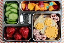 Planetbox lunches / by Stephanie Mayes