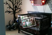 AXEL baby room / by Amy Knutzen