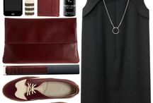 In style.... / all the beautiful things I want in my wardrobe....