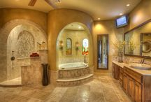 Master Bath - Sterling Custom Homes / Custom home master baths - Austin, TX