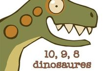 Dinosaures / by Cybel Charpentier