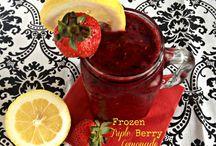 Refreshing beverage ideas