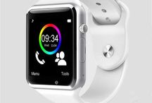 Smart & Fitness Watches / Smart watches, fitness watches, accessories and information