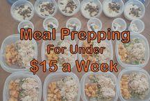 Food: meal prep