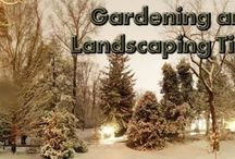 Monthly Checklists / Here is a collection of Monthly Checklists to help with your #landscaping and #gardening.