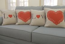 Love is in the air..... / With Valentines Day just around the corner, we've been having fun styling up our sofa beds with Keylime designs latest range of ' Love' cushions. Keep a look out on our Blog for the next in our 'styled by' series - when Kathryn brings along this seasons latest designs. Watch this space! https://www.sofabedsofa.com/blog/