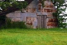 Old Barns / by Melanie Farmer