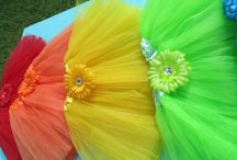 Rainbow Party for Kids