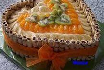ovocné torty pre deti