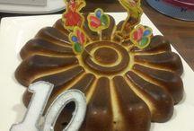 Gâteau pomme fondant