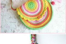 crochet bags for girls