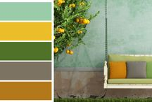Colors to try / Don't be afraid to experiment with different color palettes.   / by Sauder Furniture