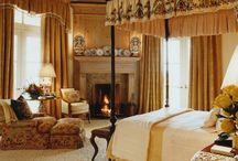 Bedrooms / by Glenda Satterfield