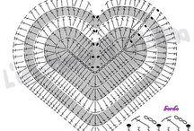 alfombra corazon