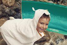Nos serviettes de bain pour enfants