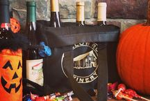 Around the Tasting Room at Mallow Run Winery / Fun merchandise and displays in the tasting room at Mallow Run Winery!