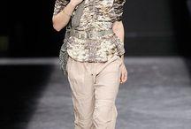 Fashion designer Isabel Marant