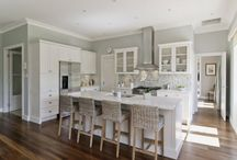 Woolooware - Kitchen and front room / by Natasha Robinson
