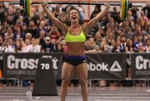 Camile Leblanc-Bazinet / CrossFit Beast!! / by Laurie Hensley
