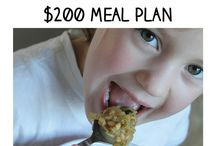 Budget Family Meal Plan