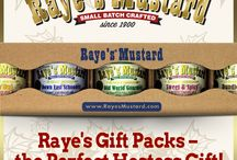 Raye's Gift Packs / Raye's Gift Packs for gift giving