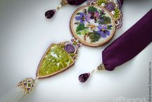 ╭☆ bead embroidery