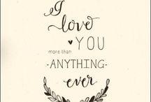 Love / ❤️
