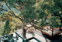 outdoor living / by Claire Wang