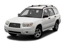 2006 Subaru Forester - Service Manual