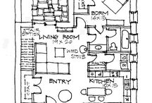floorplan / by Jessica Guenther