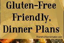 GLUTEN FREE / Recipes for gluten allergies