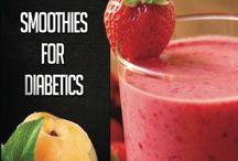 Diabetic smoothies