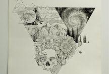 Dibujos para fusiones o ideas