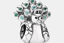 Pandora Charms / by Hannah Rittenberry