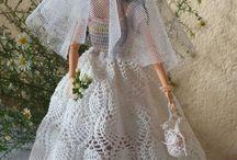Barbie Kleidung häkeln
